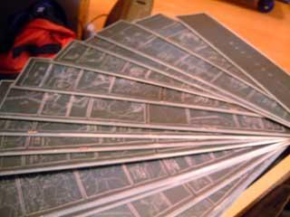 スラムダンク一億冊記念黒板カード