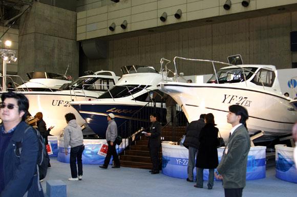 2005年東京国際ボートショー